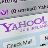 Yahoo homescreen